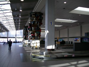 Lost Luggage Blues - when yours never comes up on carousel!